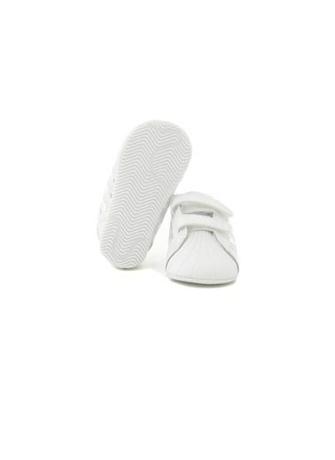 adidas Superstar Crib Kız Çocuk Kalın nlı Sneaker Renkli